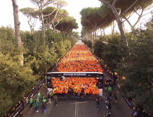 We Run Romesi punta al record di 10.000 partecipanti