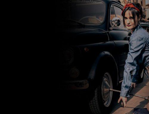 FIAT 500 – RADUNO DEL LITORALE ROMANO6 GennaioTorvaianica