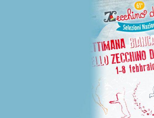 ZECCHINO D'ORO1-8 febbraioVal di Fiemme