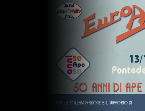 EUROAPE PIAGGIO12-14 aprilePONTEDERA