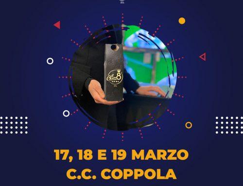 CENTRO COMMERCIALE COPPOLA17-18-19 Marzo NAPOLI