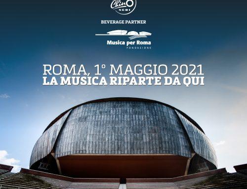 CONCERTO PRIMO MAGGIO1 MAGGIO PARCO DELLA MUSICA (RM)
