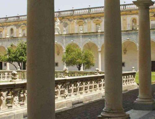Premio Artis Suavitas15 GiugnoCERTOSA S.MARTINO (NAPOLI)