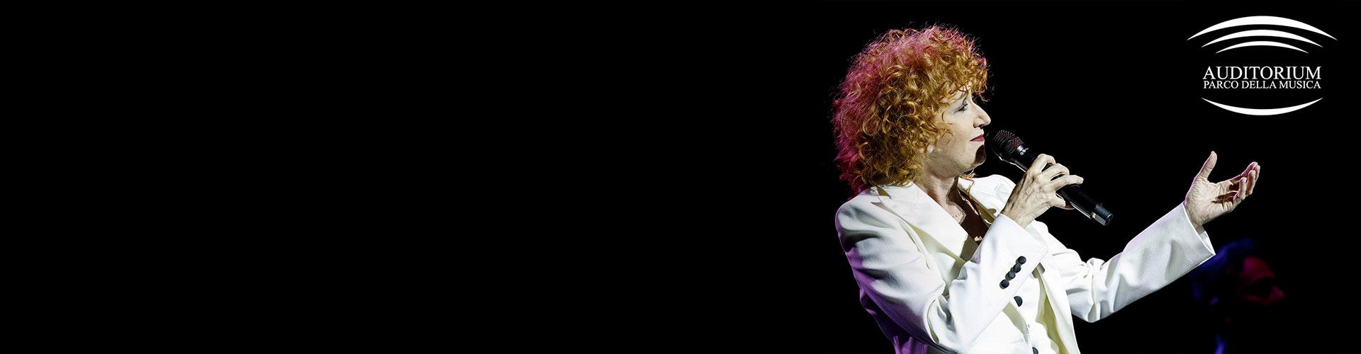 """FIORELLA MANNOIA""""PERSONALE TOUR""""28 DicembreAUDITORIUM PARCO DELLA MUSICA ROMA"""