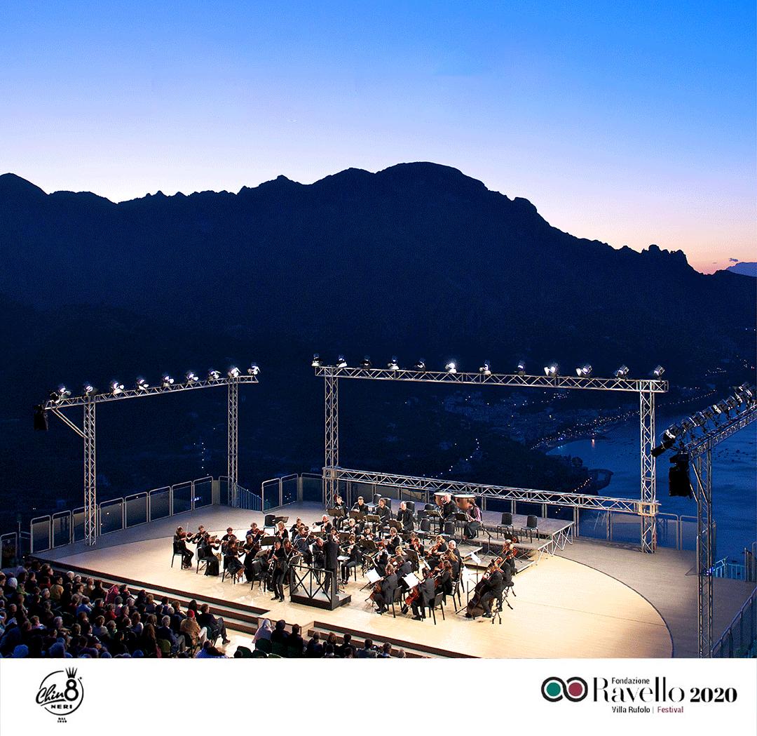 Concerto All'Alba – Ravello Festival 2020