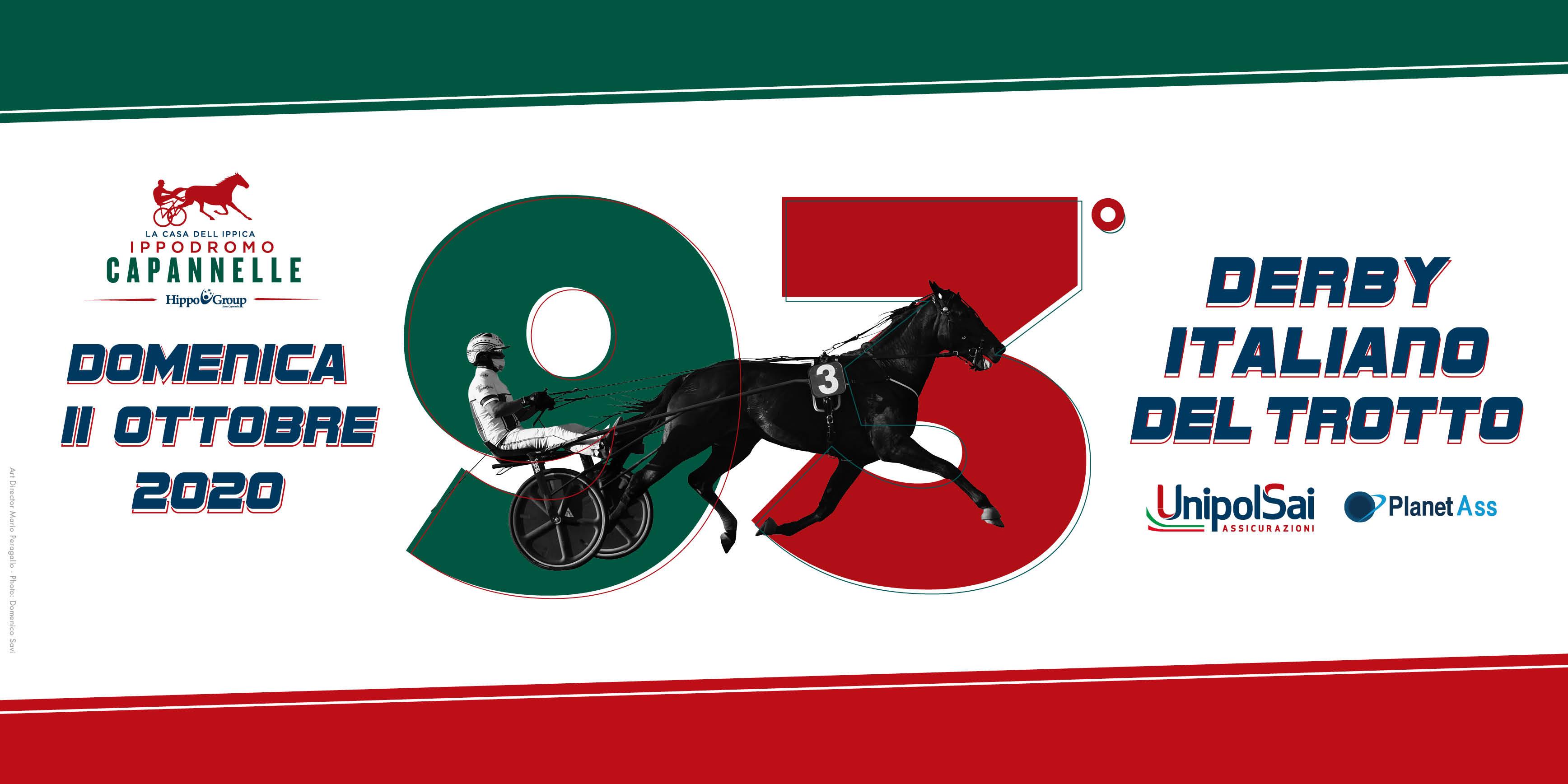 DERBY ITALIANO11 OttobreRoma,Ippodromo Capannelle